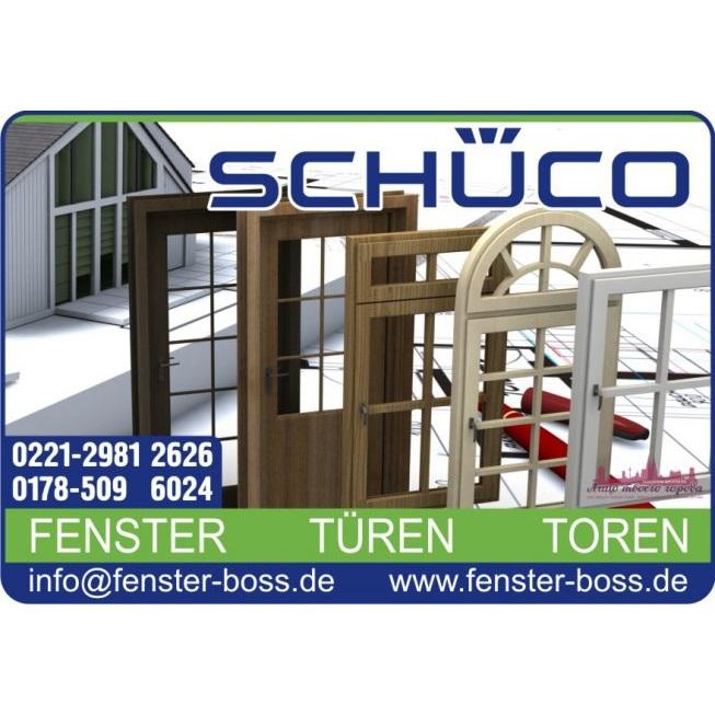 Anzeigengestaltung: Fenster-Boss